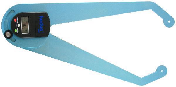 Tloušťkoměr a úhloměr digitální S301