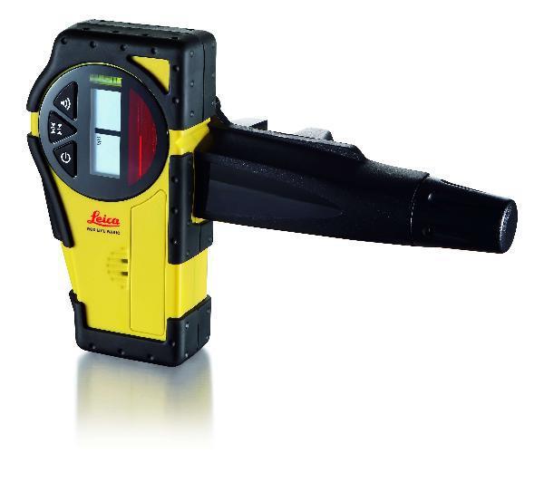 Přijímač pro rotační lasery Leica RE - Basic