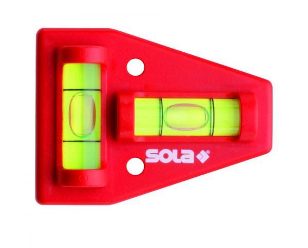 Vodováha Sola K5 křížová