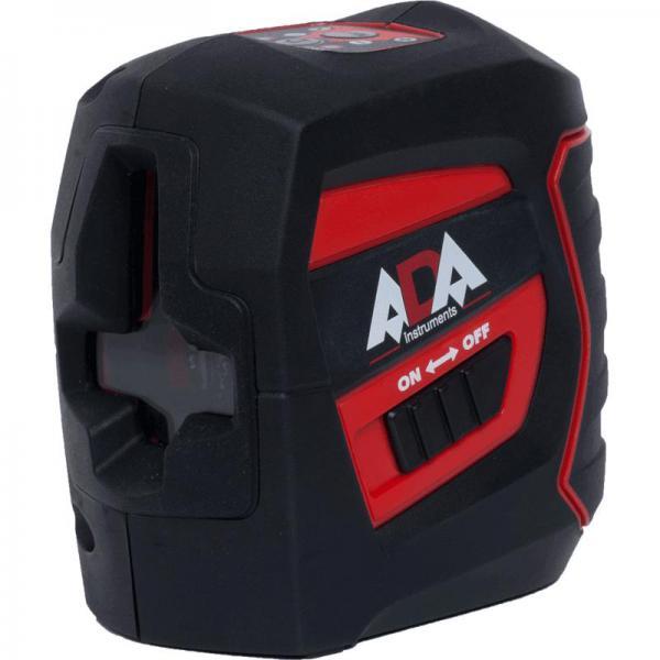 Odolný křížový laser ADA ARMO 2D