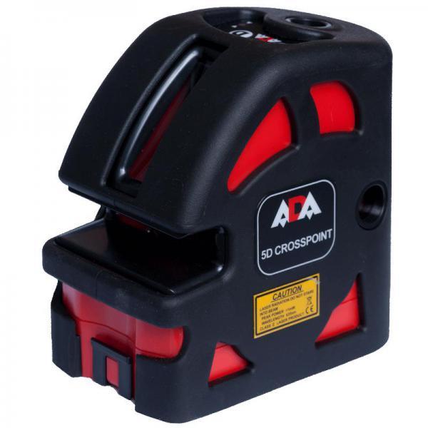 Křížový a bodový laser ADA 5D Crosspoint