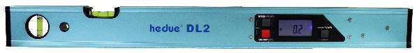 Vodováha Hedü DL2 80cm - digitální