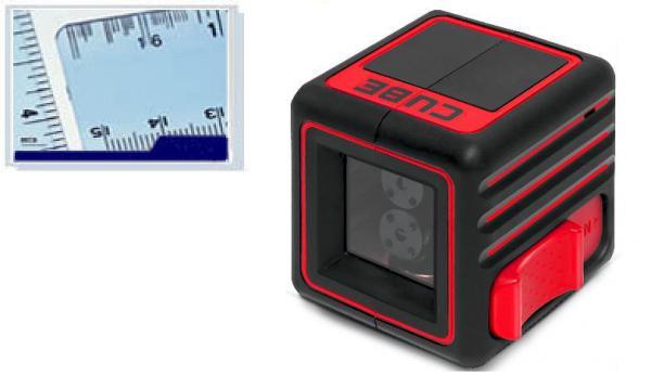 Kalibrace - Křížový laser