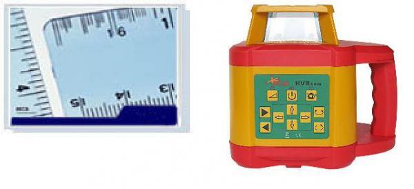Kalibrace - Rotační laser