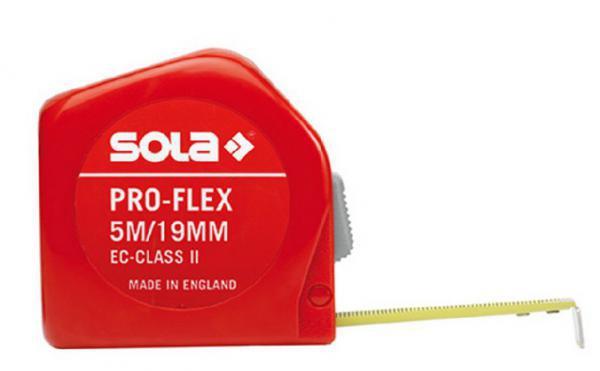 SOLA - PF 5 - Svinovací metr 5m x 19mm