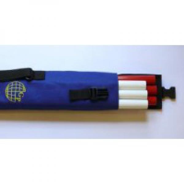 Trasírky 3ks (6 dílů) průměr 20mm v pouzdře