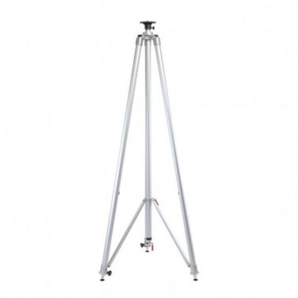 Stativ klikový - 457cm (teleskopický)