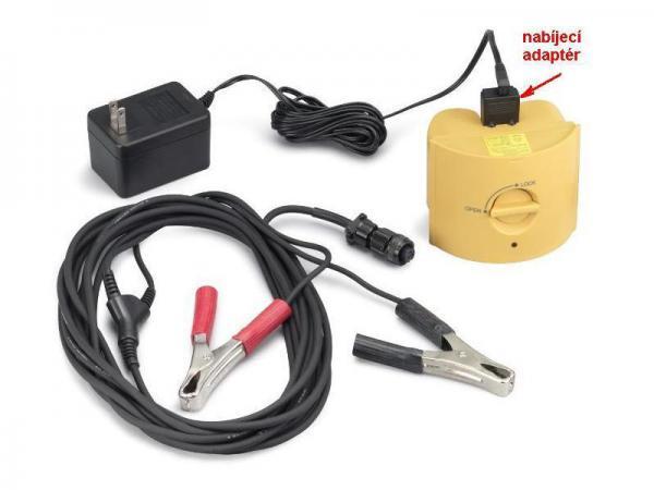 Bateriový adaptér BA-2, pro TP-L3/4
