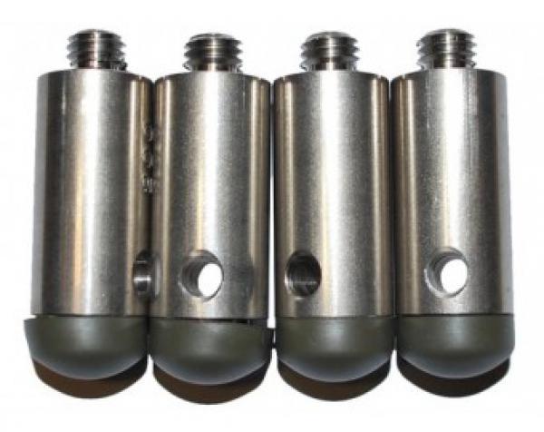 Samostředící nohy pro Topcon TP-L3/4 - 250mm