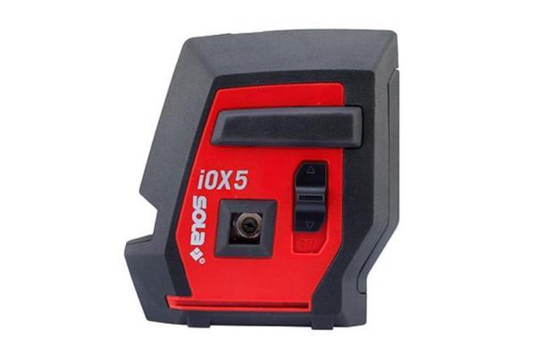 Multifunkční křížový laser SOLA IOX5