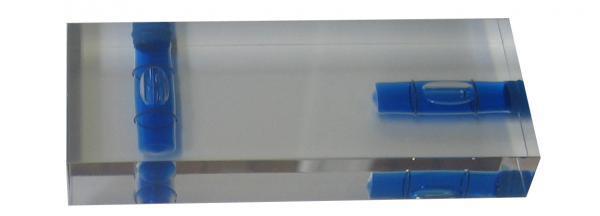 SOLA - R 102 - kapesní elektro vodováha modrá