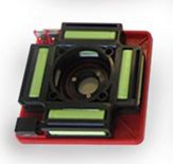 Dobíjecí baterie pro rotační lasery