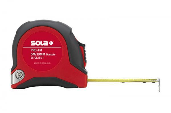 SOLA - PRO-TM 5 - Svinovací metr 5m x 19mm
