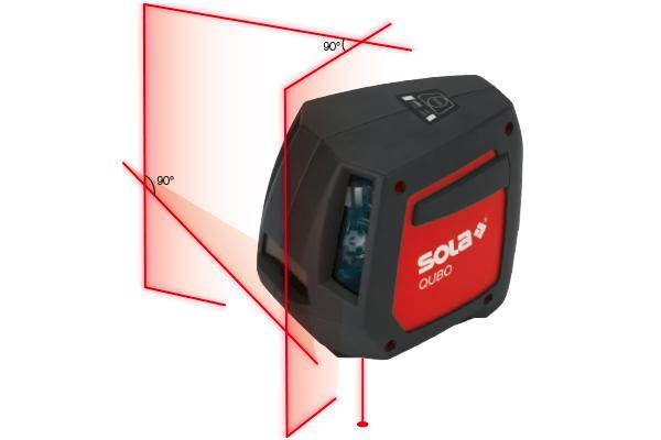 Křížový laser SOLA QUBO