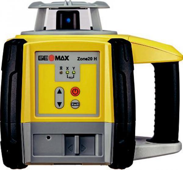 Rotační laser Geomax ZONE 20H