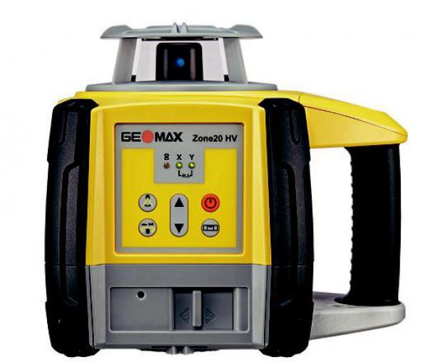 Rotační laser Geomax ZONE 20HV