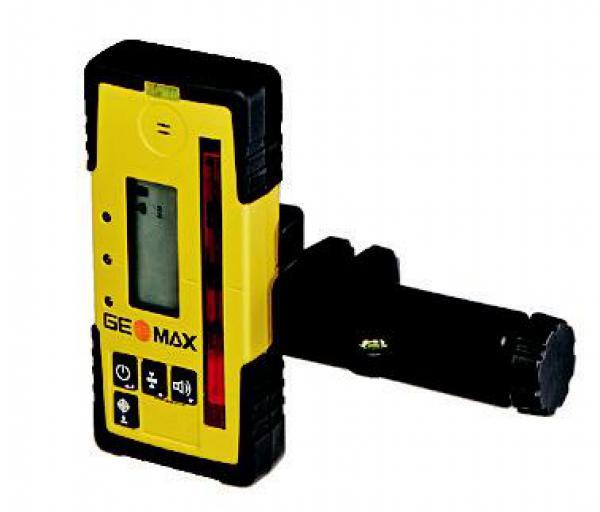 Přijímač pro rotační lasery Geomax ZRD 105 Digital