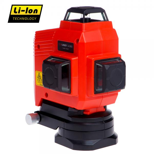 Křížový laser ADA TOPLINER 3 x 360