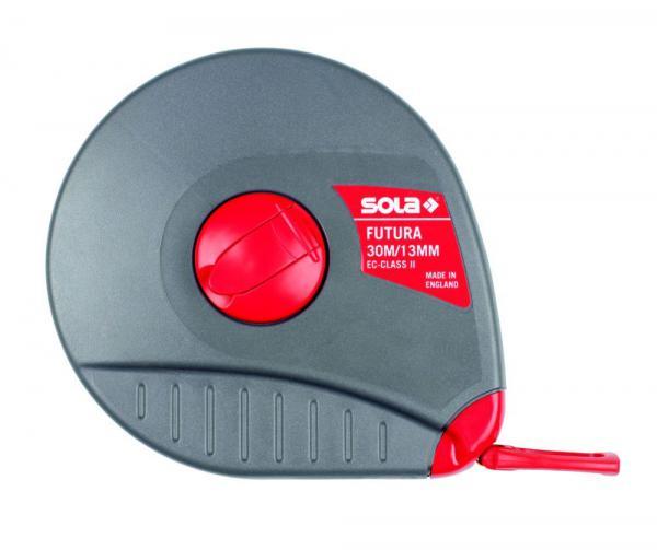 SOLA - FUTURA FT 10 - Sklolaminátové měřící pásmo 10m