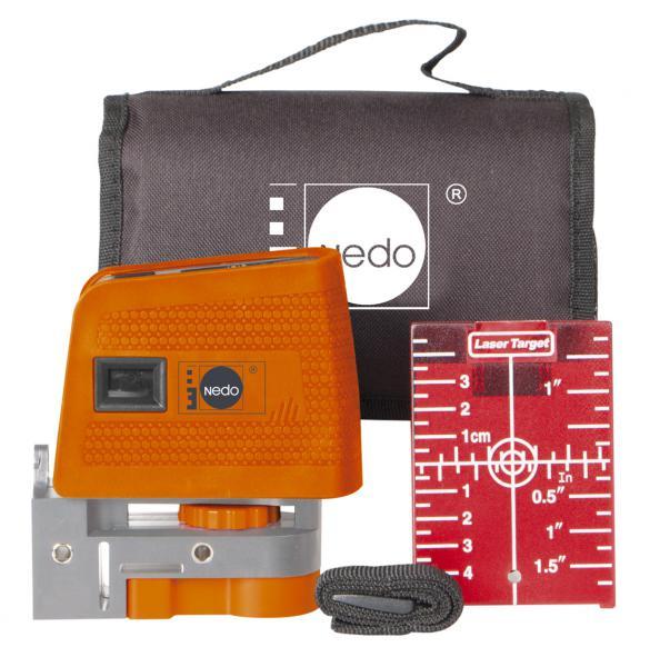 Laser bodový Nedo X-Liner 5P