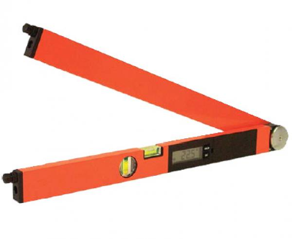 Úhloměr digitální Nedo Laser Winkeltronic s 2 laser. paprsky