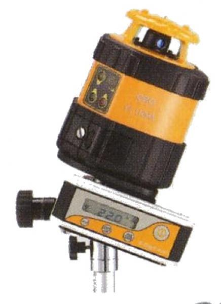 MSA plus - digitální sklonový adaptér