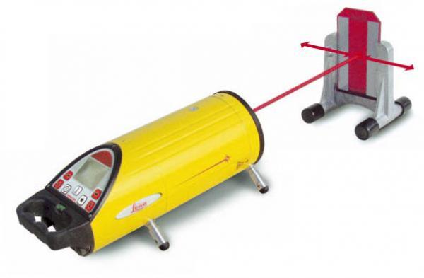 Potrubní laser Leica Piper 100