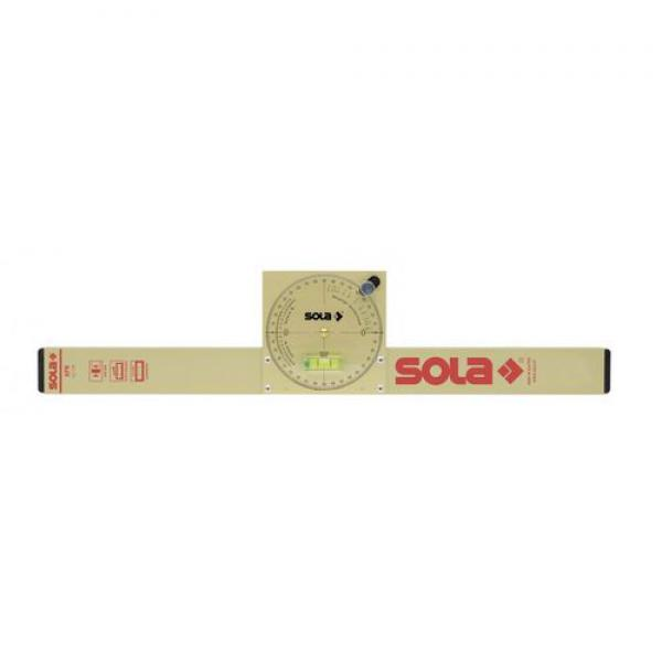 SOLA - APN 60 - Vodováha se sklonoměrem 60cm