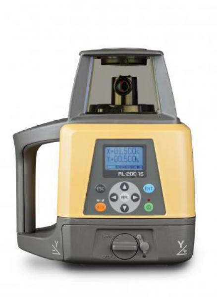 Rotační laser Topcon RL-200 2S - sklonový