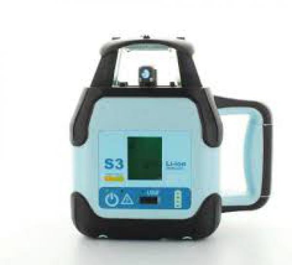 Rotační laser Hedü S3 sklonový